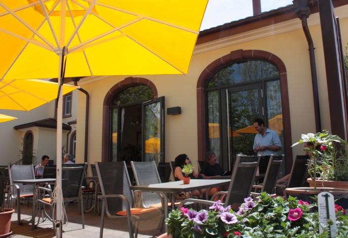 Terrasse am Rathausplatz