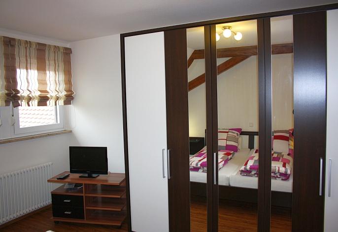 Thai Tawan Loft: Schlafzimmer