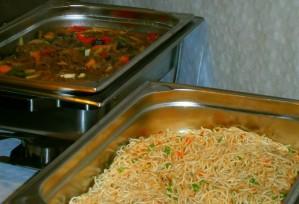Restaurant-Partyservice: Vorbereitungen (Hauptgericht)   Thai Tawan - Thailändische Gerichte für die Urlaubsregion Europa-Park Rust
