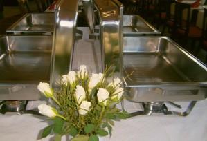 Restaurant-Partyservice: Vorbereitungen (Buffet) | Thai Tawan - Thailändische Gerichte für die Urlaubsregion Europa-Park Rust