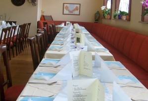 Restaurant: Familienfeier (Hochzeit) | Thai Tawan - Thailändische Gerichte für die Urlaubsregion Europa-Park Rust