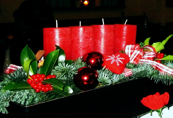 Restaurant: Adventszeit | Thai Tawan Restaurant & Appartments