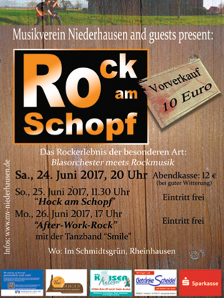 Rock am Schopf 2017